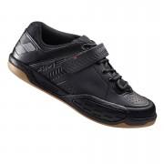 Shimano AM500 SPD Cycling Shoes - Black - EUR 46 - Black