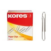 Agrafe metal 50mm Kores