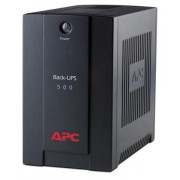 APC Back-UPS 500VA;AVR; IEC outlets; EU Medium | BX500CI