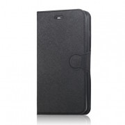 MyCase Samsung S5 Mini Texture Wallet - BLK