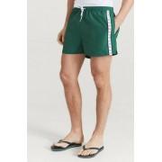 Calvin Klein Underwear Badshorts Short Drawstring Grön