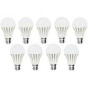 7 Watt Led Bulb Set Of 10 Bulbs