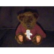 """Boyds Bears Ginger Snap 8"""" Retired Bear"""