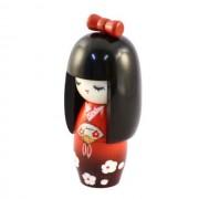 Japonská panenka Kokeshi Mai 15 cm
