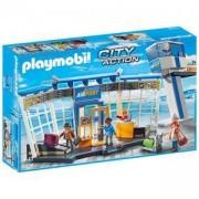 Комплект Плеймобил 5338 - Летище с контролна кула, Playmobil, 2900052
