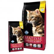 Hrana uscata pentru pisici Matisse Original cu Pui si Orez, 10 Kg