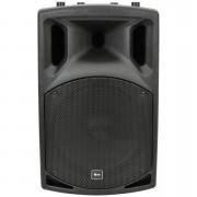 QTX QX12A Active Moulded PA Speaker - Black (12 Inch Driver)