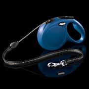 Lesa FLEXI New Classic Snur Medium 8M Albastru