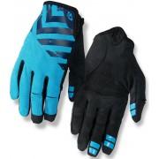 Giro DND Handskar blå/svart L 2019 Handskar för MTB