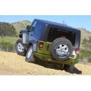 ARB DeLuxe - Bara Spate NEAGRA pt. 07-14 Jeep Wrangler & Wrangler Unlimited JK