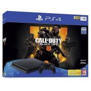 Konzola Playstation 4 1TB Black Slim + Call Of Duty Black Ops 4 Playstation 4