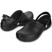 Crocs Papuci pentru femei Mercy Work Black/Black 10876-060 39-40
