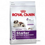 Royal Canin Giant Starter Mother & Babydog - Pachet economic: 2 x 15 kg