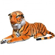 Adhrit Souvenir Tiger Large - 47 cm (Natural)