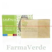 Sapun Natural Castravete si Vitamina C 90 gr Savonia