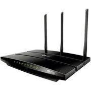 TP-Link Archer C7 AC1750 - Wireless router - 4-port switch - GigE - 802.11a/b/g/n/ac - Dual Band