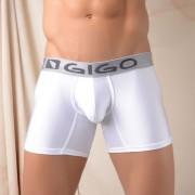 Gigo ANGEL WHITE Long Boxer Underwear