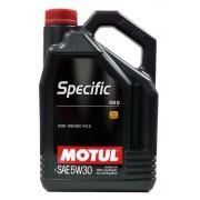 MOTUL Specific 913D 5W30 1 litru