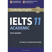 Cambridge IELTS 11 Academic Student's Book with Answers: Authentic Examination Papers, Paperback/Cambridge University Press