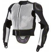 Dainese Action Full Pro Chaleco protector Blanco/Negro L
