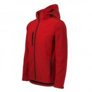 Мъжко софтшел яке Performance червено