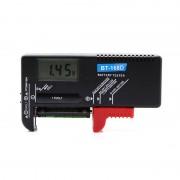 Tester pentru baterii digital BT-168D, display digital