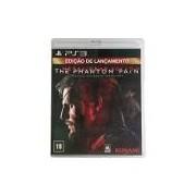 Game Metal Gear Solid V: The Phantom Pain - Edição de Lançamento - PS3