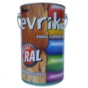 Vopsea Email AZUR S5044 Evrika Maro RAL 8015 4 Litri