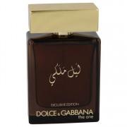 Dolce & Gabbana The One Royal Night Eau De Parfum Spray (Exclusive Edition Tester) 3.4 oz / 100.55 mL Men's Fragrance 541301