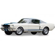1966 Shelby GT 350 with Vinyl Top Diecast Model Car in 1:18 Scale by Acme