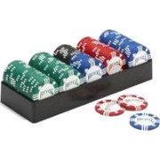 100 Bicycle Poker Chips