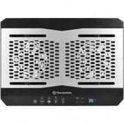"""Cooler laptop Thermaltake Massive TM CL-N002-PL12BL-A, 10""""-17"""", Metal/Black"""