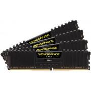 Memorii Corsair Vengeance LPX Black DDR4, 4x4GB, 2133 MHz, CL 15