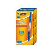BIC 887131 - BIC Ballpoint Atlantis blå 12-pack