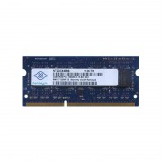 2Go RAM PC Portable SODIMM Nanya NT2GC64B8HCONS-CG DDR3 PC3-10600S 1333MHz CL9