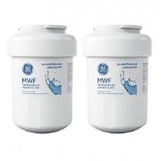 Filtro de agua para refrigerador GE SmartWater MWF, paquete de 2