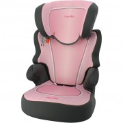 Nania Baby Car Seat FIRST Befix SP 2+3 Pink and Black