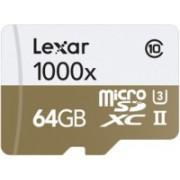Lexar Professional 1000x 64 GB MicroSDXC Class 10 150 MB/s Memory Card