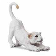 Collect A White Lion Cub (Stretching) Figure