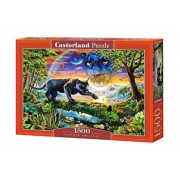 Puzzle Pantera neagra, 1500 piese
