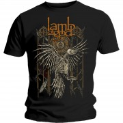 Lamb of God: Crow (tricou)