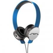 SOL Republic Tracks HD V10 Sound Engine On-Ear Kopfhörer Blau