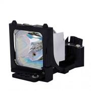 Lutema Economy Lámpara con Carcasa para Proyector Hitachi CP-HX1090