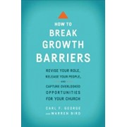 How to Break Growth Barriers: Revise Your Role, Release Your People, and Capture Overlooked Opportunities for Your Church, Paperback/Carl F. George