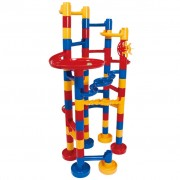 Galt Toys 60 Piece Marble Run Set Super 381004105