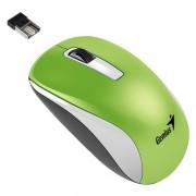 Miš USB Genius NX-7010, 1600dpi Wireless, Zelena -