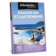 Wonderbox Coffret cadeau Évasion spa et gastronomie - Wonderbox