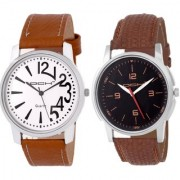 DCH IN-1.5 Pack Of 2 Analogue Wrist Watches For Men And Boys