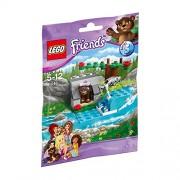 Lego Brown Bear's River, Multi Color