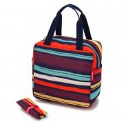ライゼンタール スクエアトートバッグ&ボトルホルダーiso【QVC】40代・50代レディースファッション
